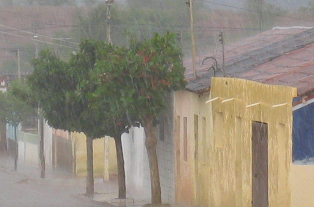 A chuva