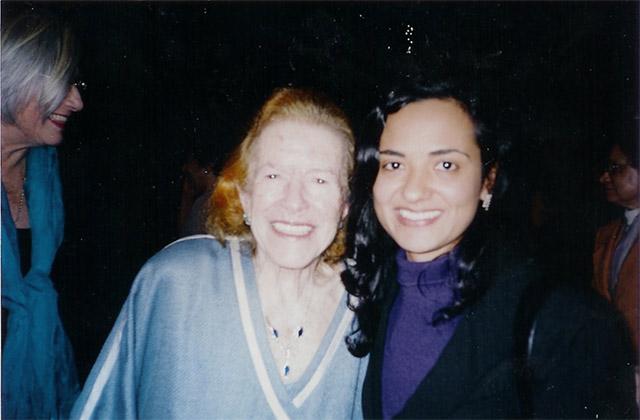 Hilda Hilst e Adélia Prado