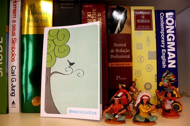 Microcontos: do twitter para o livro