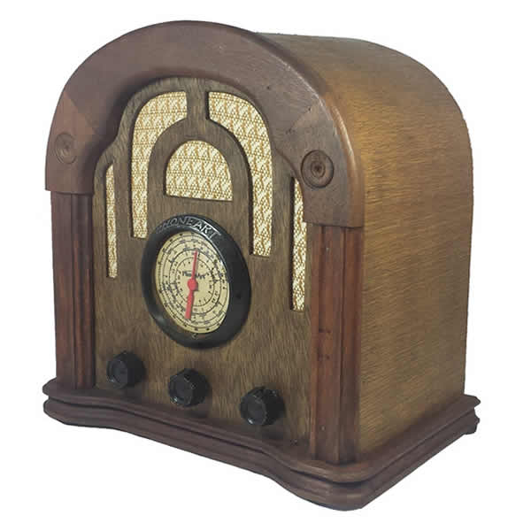 Nas ondas do rádio