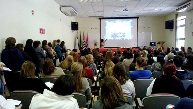 Palestra no Congresso Andea 2013