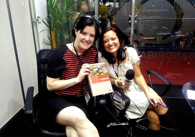 Rotas literárias de São Paulo na Bandnews FM