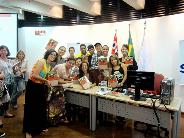 Rotas literárias de São Paulo no Senac Jabaquara